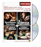 TCM Greatest Classic Films: Hammer Horror (4 DVD)