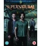 Supernatural - Kausi 9 (6 DVD)
