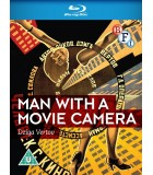 The Man With A Movie Camera (1929) Blu-ray
