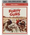 Forty Guns (1957) (Blu-ray + DVD)