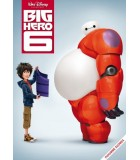 Big Hero 6 (2014) DVD