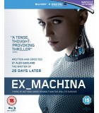 Ex Machina (2015) Blu-ray