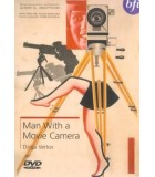 The Man With A Movie Camera (1929) DVD