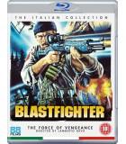 Blastfighter (1984) Blu-ray