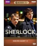 Sherlock: Series 1- 3+Abominable Bride (4 Blu-Ray)