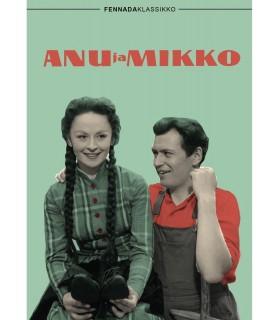 Anu ja Mikko (1956) DVD