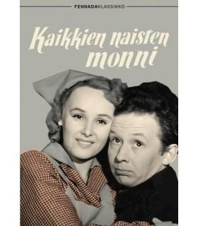 Kaikkien naisten monni (1952) DVD