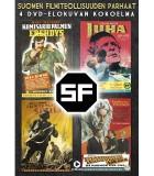 Suomen Filmiteollisuuden parhaat (4 DVD)