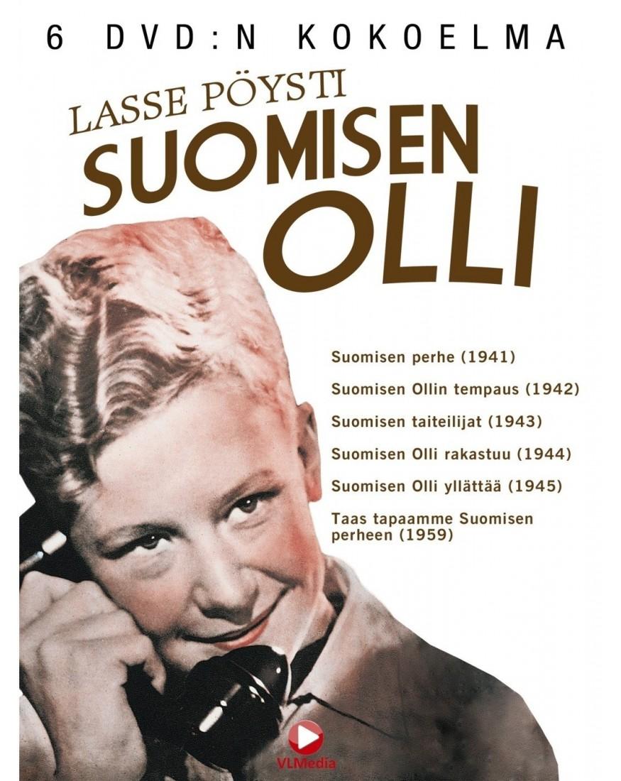 Suomisen Olli Yllättää