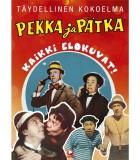 Pekka ja Pätkä -Täydellinen kokoelma  (7 DVD)