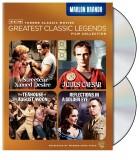TCM Greatest Classic Legends Film Collection: Marlon Brando (4 DVD)