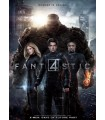Fantastic Four (2015) DVD