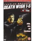 Death Wish 1 - 5 (5 DVD)