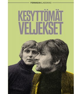 Kesyttömät veljekset (1969) DVD