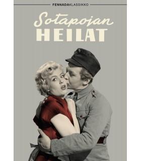 Sotapojan heilat (1958) DVD 2.10.