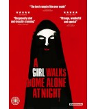 A Girl Walks Home Alone at Night (2014) DVD