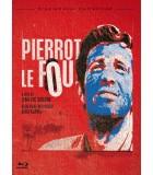 Pierrot Le Fou (1965) Blu-ray