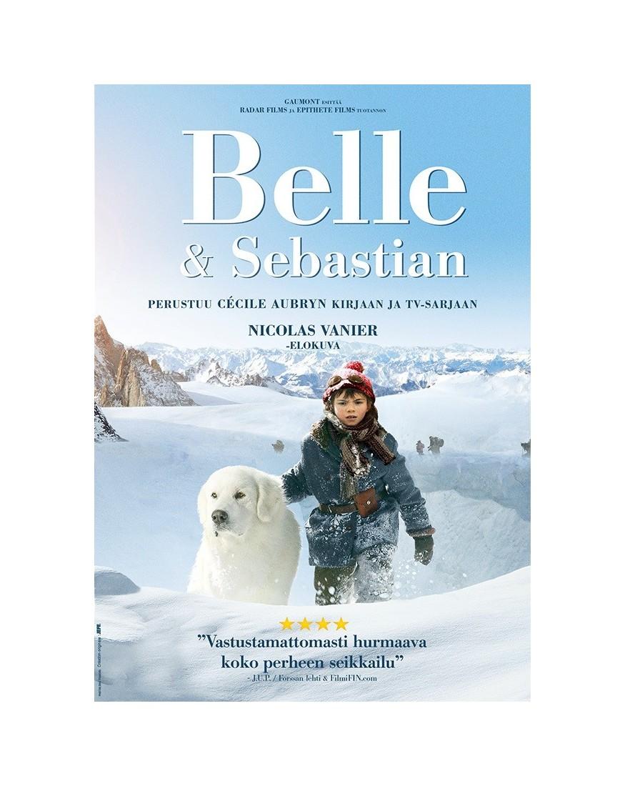 Belle Ja Sebastian Tv Sarja