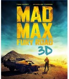 Mad Max: Fury Road (2015) (3D +2D Blu-ray)