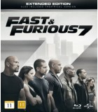 Fast & Furious 7 (2015) Extended Edition Blu-ray