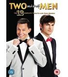 Miehen puolikkaat - kausi 12 (2 DVD)