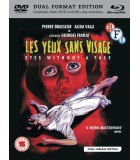 Eyes Without A Face (1960) (Blu-ray + DVD)