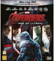 Avengers: Age of Ultron (2015) (3D + 2D Blu-ray)