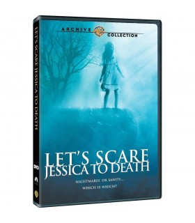 Let's Scare Jessica to Death (1971) DVD