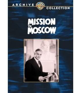 Mission To Moscow (1943) DVD