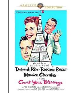 Count Your Blessings (1959) DVD