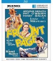 The Front Page (1931) Blu-ray