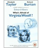 Who`s Afraid Of Virginia Woolf? (1966) DVD
