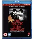 Falcon and the Snowman (1985) Blu-ray