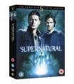 Supernatural - Kausi 5 (6 DVD)
