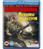 Missing in Action (1984) Blu-ray