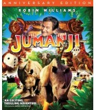 Jumanji (1995) 20th Anniversary Edition Blu-ray
