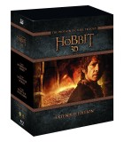 The Hobbit Trilogy - Extended Edition (3D 15 Blu-ray)