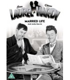 Laurel And Hardy - No. 18 - Married Life And Anita Garvin ( DVD)