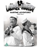Laurel And Hardy - No. 16 - Maritime Adventures - Classic Shorts (DVD)