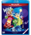 Inside Out (215) (3D + 2D Blu-ray)