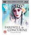 Farewell My Concubine (1993) (Blu-ray + DVD)
