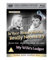 Is Your Honeymoon Really Necessary & My Wifes Lodger (Bluray + DVD)