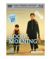 Good Morning - Ozu (1959) (Blu-ray + DVD)