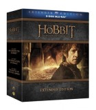 The Hobbit Trilogy - Extended Edition (9 Blu-ray)