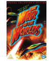 The War of the Worlds (1953) DVD