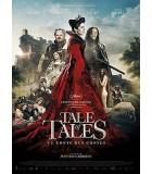 Tale of tales (2015) DVD
