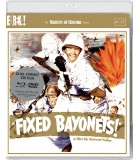 Fixed Bayonets (1951) (Blu-ray + DVD)