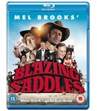 Blazing Saddles (1974) - 40th Anniversary Edition Blu-ray