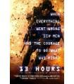 13 Hours: The Secret Soldiers of Benghazi (2016) DVD