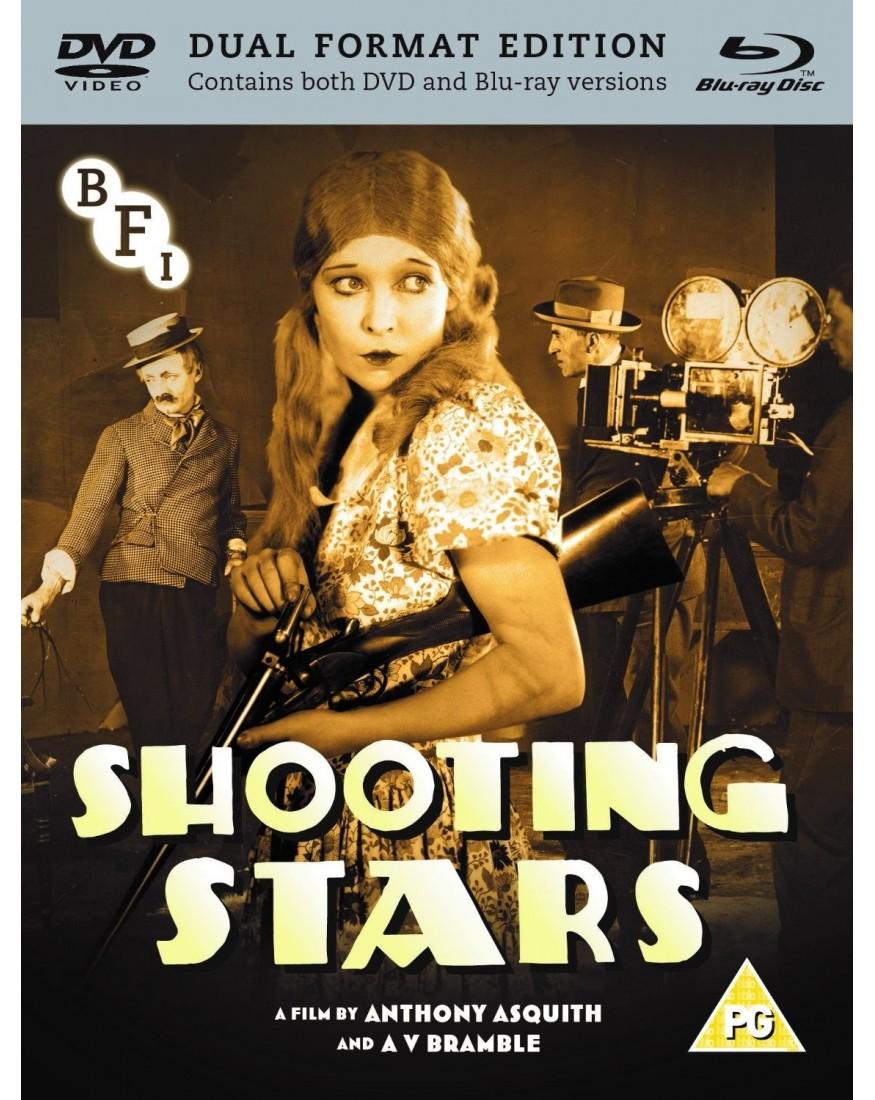 Shooting Stars (1928) (Blu-ray + DVD)